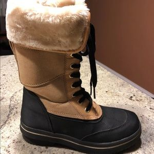 Madden Girl Crrystal Fold-over Boots